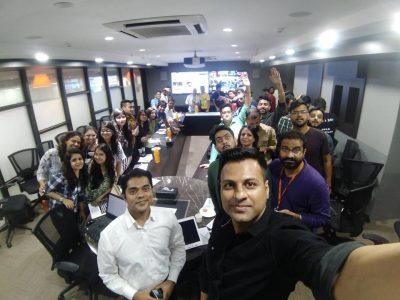 Corporate training digital marketing Social media