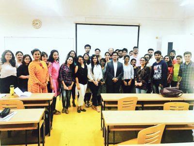 corporate training speaker CEO entrepreneurship Ananth V