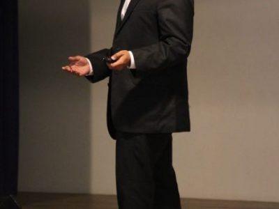 Leadership management corporate training Ananth V