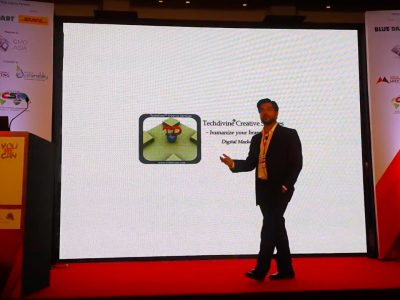 digital strategy speaker BBC Knowledge Ananth V