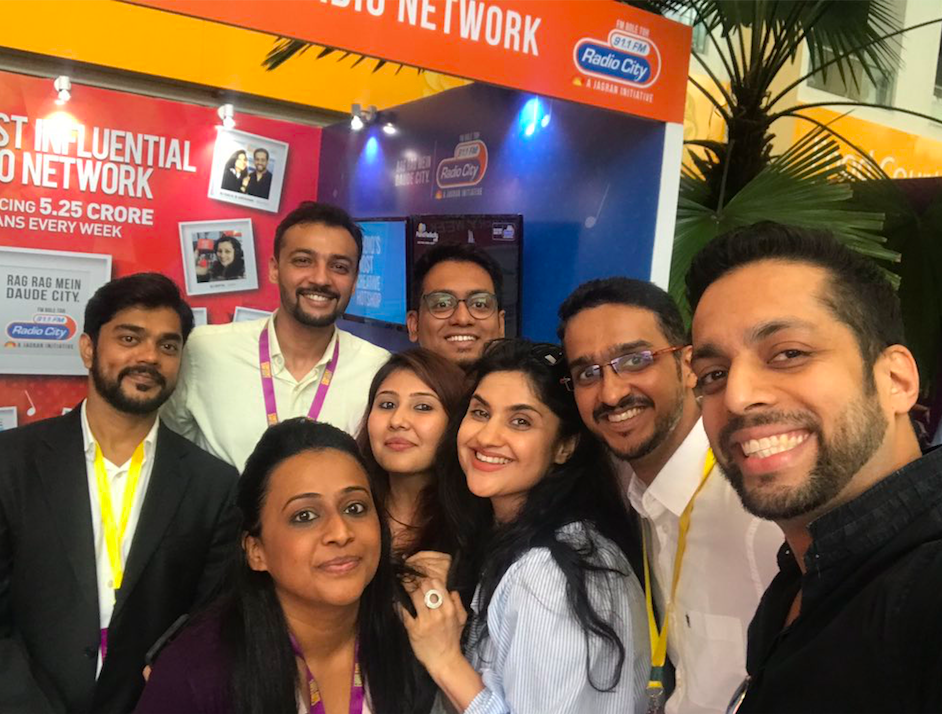 influencer marketing HUL Content Day Ananth V Techdivine Digital Agency Radiocity