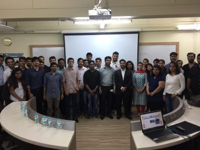 corporate trainer Ananth V