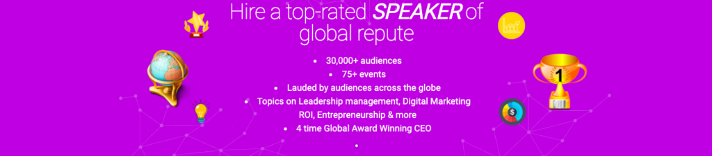 hire a speaker digital marketing social media roi leadership entrepreneurship