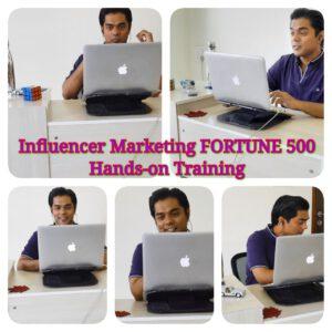 FMCG Csuite corporate training influencer marketing